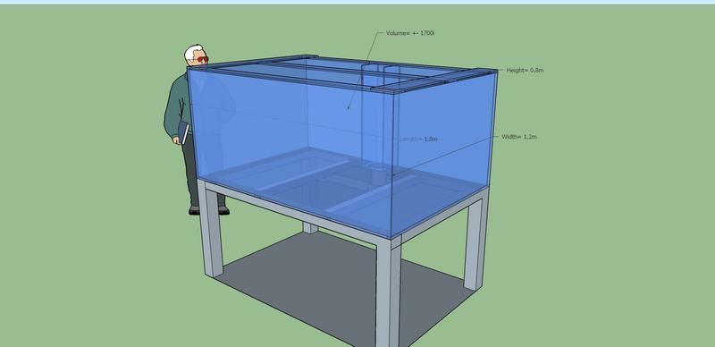 Envirobro's Ambitious Tank Idea- 1700 liters + Sump | Tropical